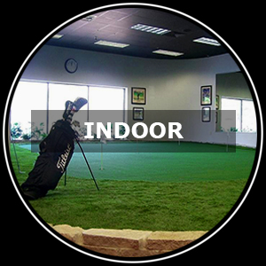 Indoor Golf Greens and Turf
