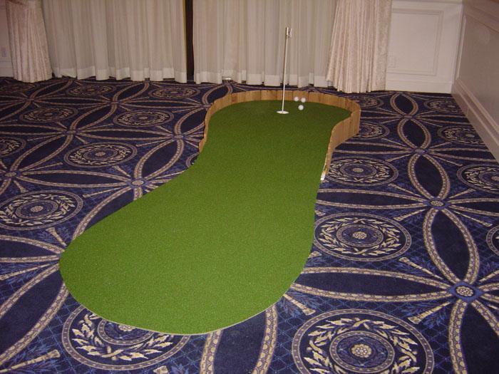 Portable Rental Green