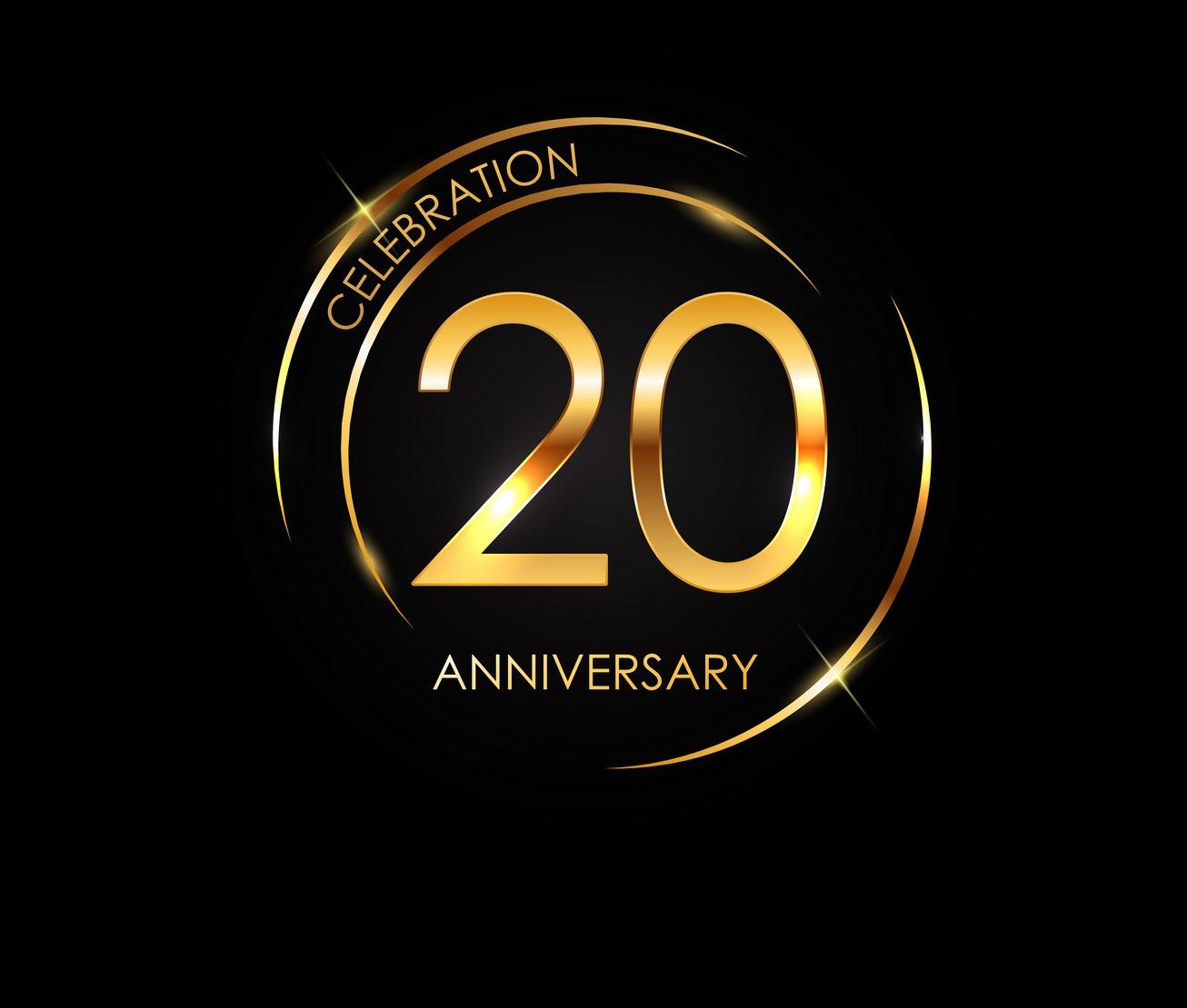 20 Year Celebration!