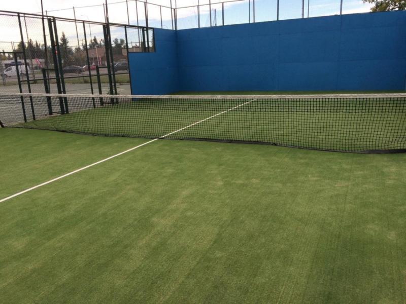sport field mirage